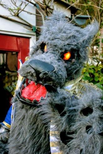 Big Bad Wolf Costume 2