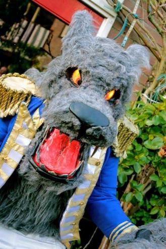 Big Bad Wolf Costume 3